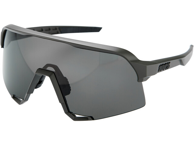 100% S3 Glasses grey/smoke